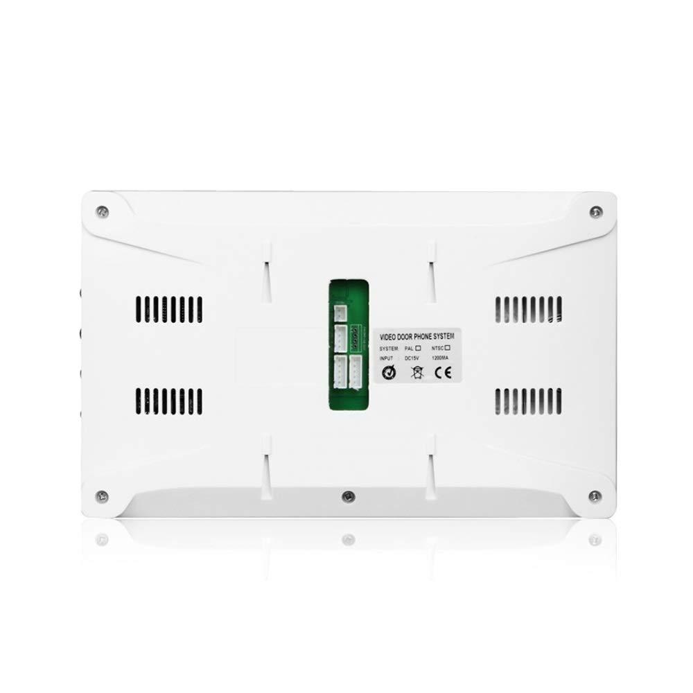 KRPENRIO 7-inch swipe waterproof HD video doorbell by KRPENRIO (Image #6)