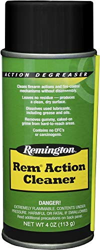 Remington Cleaning Solution - Remington Accessories 19925, Action Cleaner, 4 oz Aerosol