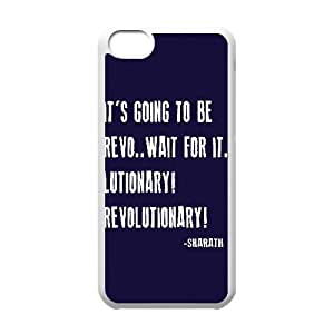Case for IPhone 5C, Revolutionary Case for IPhone 5C, Dustin White