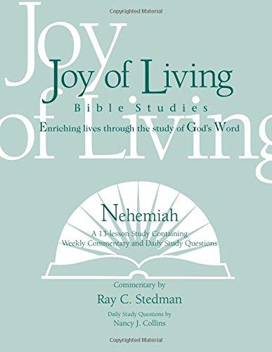 Nehemiah (Joy of Living Bible Studies)