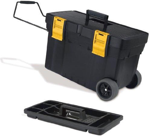 Keter 17182290 Werkzeugbox Pro Serie Mastermate, Kunststoff, schwarz / gelb