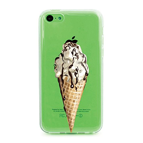 iphone 5c case ice cream cone - 3