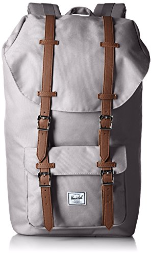 Herschel Supply Co. Little America Backpack, Grey, One Size