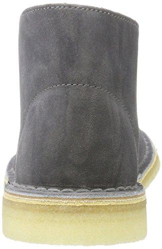 Clarks Boot, Botas Desert Para Mujer Gris (Grey Suede)
