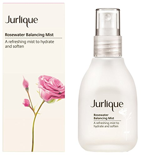 Jurlique Rosewater Balancing Mist - 1.7 oz- Organic Botanical Ingredients - Antioxidants Boost this Natural Face Toner - Moisturizes Normal/Combination (1.7 Oz Face Toner)