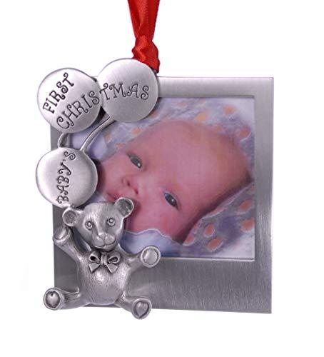 2019 Baby Christmas Ornament Frame 3