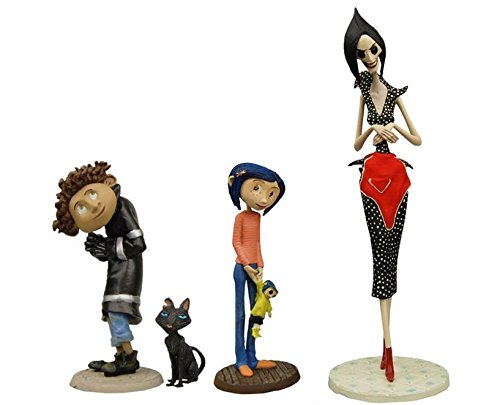 Coraline Best of PVC Figure Set