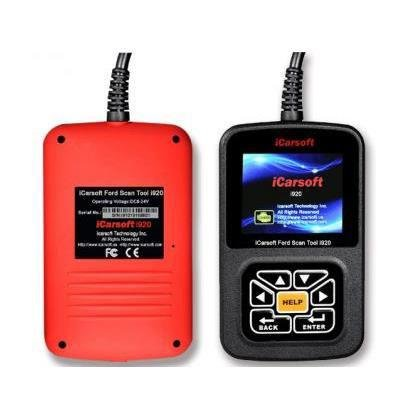 iCarsoft i920 Ford Holden Vehicle Diagnostic Tool, Obdii ...