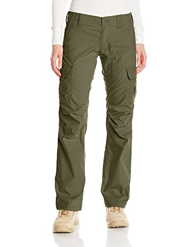Under Armour Women's TAC Patrol Pants, Marine Od Green (390), Size 6