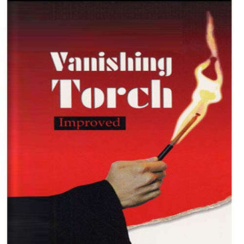 Auto Lit Vanishing Torch Magic Instantly Producing Fire Flames Vanishing Trick