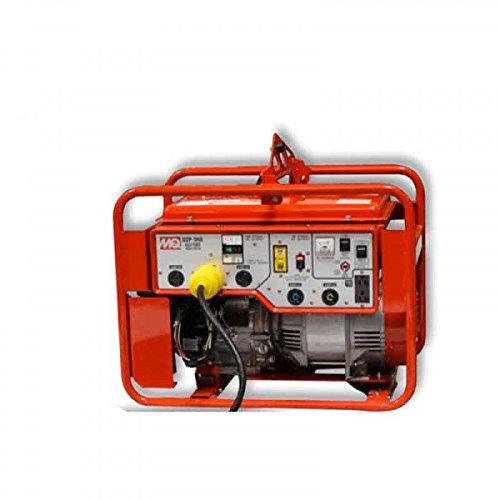 Multiquip GDP5HA Generator Honda GX340 GFCI, 5kW, 180 Hz, 4kW, 60 Hz Valuable Price