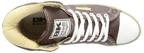 ATOLL Brown 2 Marrón Knights Braun Crepe British Trainers Hombre 1wza544q