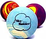 Sky Bounce Rubber Ball Rainbow (Pack of 12)