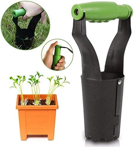 手動移植種子シャベル、除草機および除草機、高品質で耐久性のある高強度炭素鋼素材、軽量で持ち運びが簡単