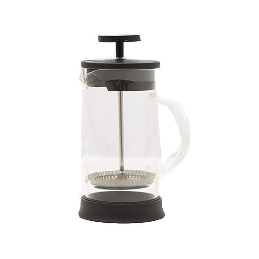 FYHKF Cafeteras de émbolo Cafetera Francesa de presión 350 ml PP ...