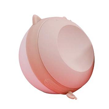 BYSK Mano Calentador De Energía Móvil Espejo De Maquillaje Al Aire Libre De Doble Uso De