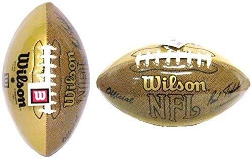 ウィルソンNFLフットボール公式ポールTagliabue Commissioner B06XY94P85