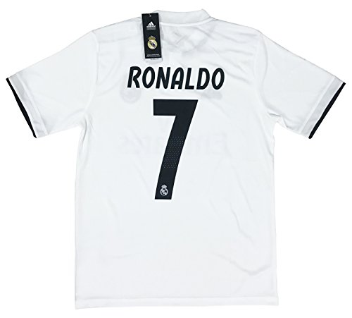 1ffa8c0f273 New  7 Ronaldo 2018 2019 Men s Real Madrid Home Jersey for sale Delivered  anywhere