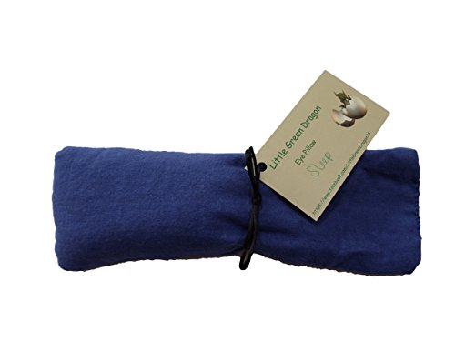 Handcrafted-Sleep-Eye-Pillow-for-Peaceful-Rest-Filled-with-Lavender-and-Spearment