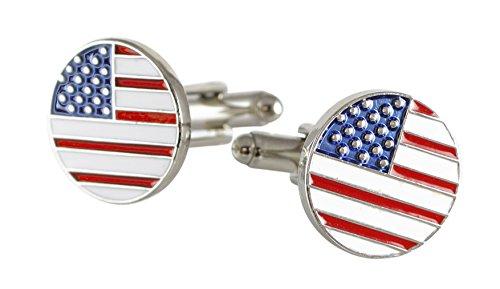 Us Flag Cufflinks - 3