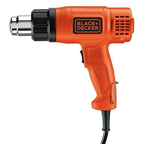 BLACK+DECKER 1750W Heat Gun, KZ1670-GB