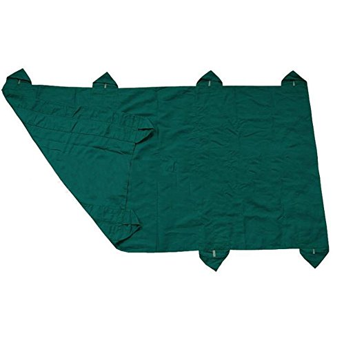 LUCKYYAN Healthcare EJ1043 Moving and Handling Transfer Glide Sheet - GREEN by luckyyan