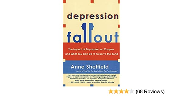 depression fallout the impact of depression on couples and what you can do to preserve the bond english edition