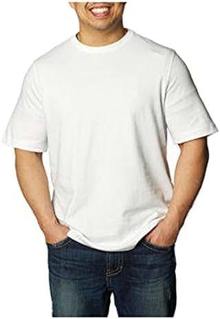 Kirkland Men's Crew Neck T-Shirts 100% Cotton (Pack of 6)