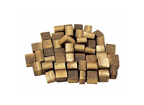 Oak Cubes - French (Med +) 8 -