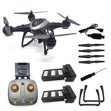 JICHUI LH-X38GWF Drone Dual GPS WiFi FPV Drone HD 1080P ...