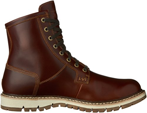 Britton Hill Waterproof Plain Toe Boot 9 US M Dark Brown 9uQNw