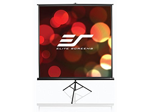 Elite Screens Tripod, 84-inch, Adjustable Multi Aspect Ratio