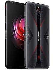 ZTE Nubia Red Magic 5G Gaming Phone Dual Sim - 128GB, 8GB RAM, 5G, Eclipse Black