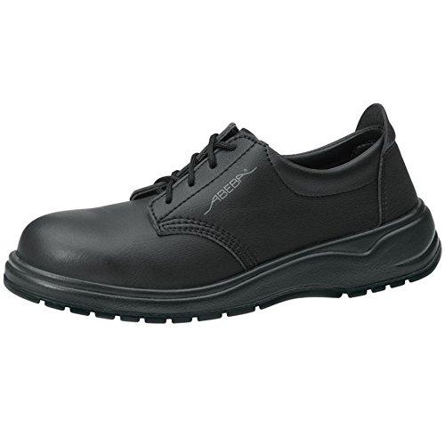 Abeba - Calzado de protección para hombre Negro negro 36 EU