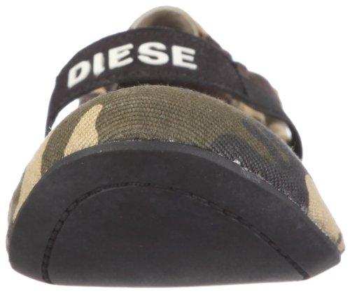 Diesel Kid FUNKY OLIVIA YO -ballerina 000D65PR012, Mädchen, Ballerinas Grün/Camouflage H3177