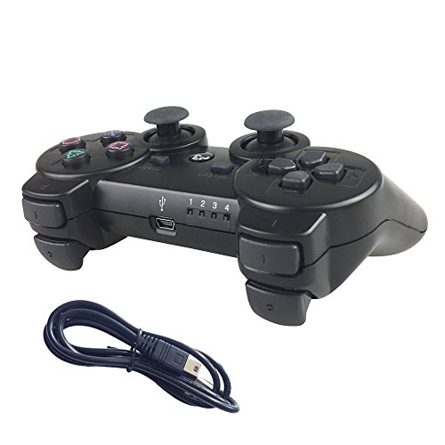 Nesada Wireless Bluetooth Controller For PS3 Double Shock