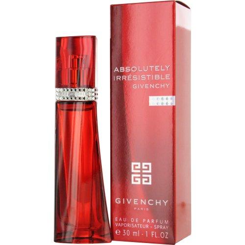 Givenchy Absolutely Irresistible Eau De Parfum Spray 1 Ounce