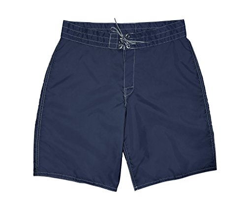 Birdwell Beach Britches Style 312 (Navy, - Mens Bathing Suit Styles