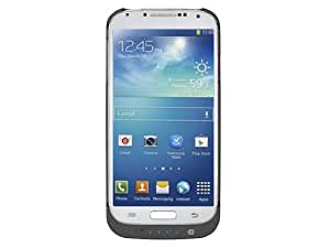 PowerBot® TNT PB2610-S4 2600mAh Battery Case + Extended Backup Power + Rechargeable Battery Double Talk Time + Flip Cover + Kick Stand + Battery Level Indicator by EyeCandis for Samsung Galaxy S4 SIV (Compatible w/ all carriers AT&T, Verizon, T-Mobile and Sprint GT-i9500)
