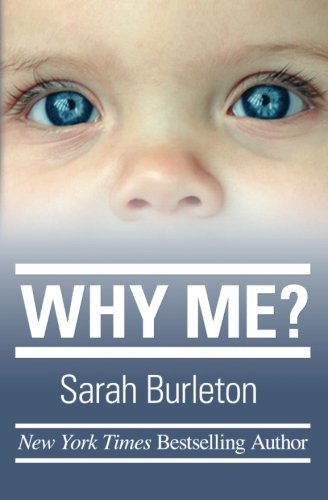 Why Me? by Sarah Burleton cover
