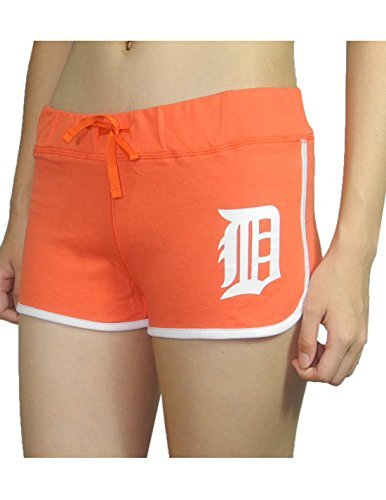 Pink Victoria's Secret Womens DETROIT TIGERS Sport Shorts M Orange by Victoria's Secret