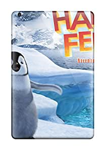 New NuDwYCP8389yiOAy Happy Feet Skin Case Cover Shatterproof Case For Ipad Mini/mini 2