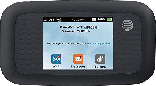 ZTE Velocity 4G LTE Mobile WiFi Hotspot GSM