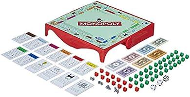 Hasbro Gaming - Monopoly (Hasbro B1002190) (versión en portugués ...