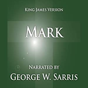 The Holy Bible - KJV: Mark Audiobook