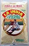 La India Verdena Toasted Corn Pinole 100 Natural