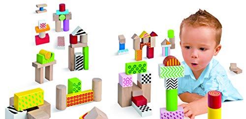Eichhorn - Mattoncini in legno per bambini 5