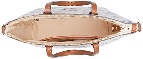 Joop Damen Cortina Fiore Helena Shoulderbag Shz Schultertasche, Weiß (Offwhite), 9x18x20 cm
