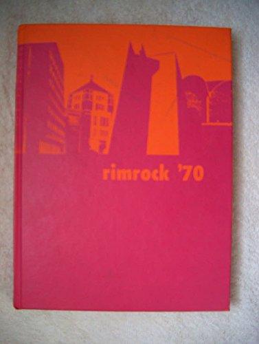 1970 Eastern Montana College (Billings, Montana) Rimrock - Rimrock Billings Montana
