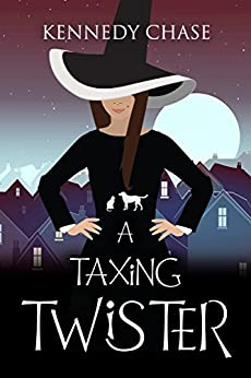 Taxing Twister Mystery Witches Hemlock ebook